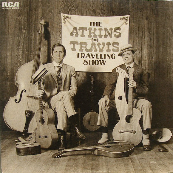 Chet Atkins - The Atkins-Travis Traveling Show