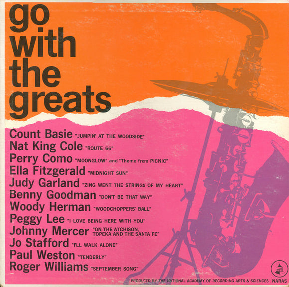 Various - Go With The Greats