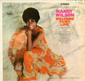 Nancy Wilson - Welcome To My Love