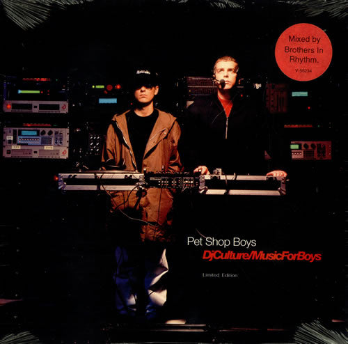Pet Shop Boys - DJ Culture / Music For Boys