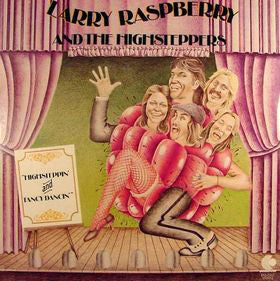 "Larry Raspberry And The Highsteppers - ""Highsteppin' And Fancy Dancin'"""