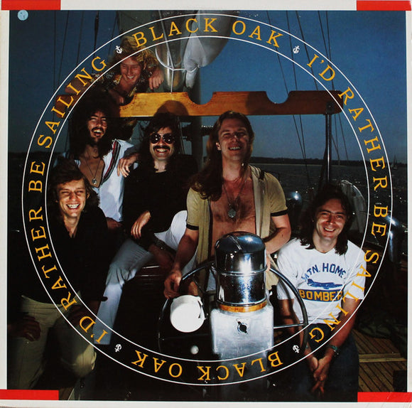 Black Oak Arkansas - I'd Rather Be Sailing
