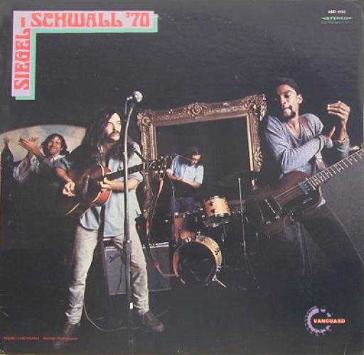 The Siegel-Schwall Band - Siegel-Schwall '70