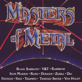 Various - Masters Of Metal