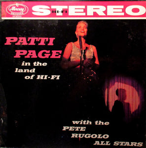 Patti Page - In The Land Of Hi-Fi