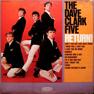 The Dave Clark Five - Return