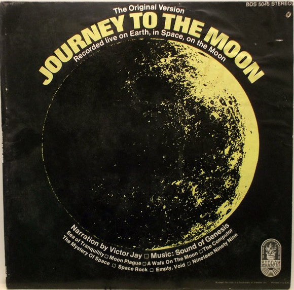 Sound Of Genesis - Journey To The Moon