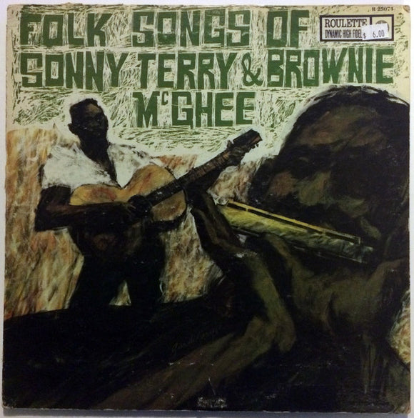 Sonny Terry & Brownie McGhee - Folk Songs