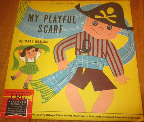 Mary Robeson - My Playful Scarf