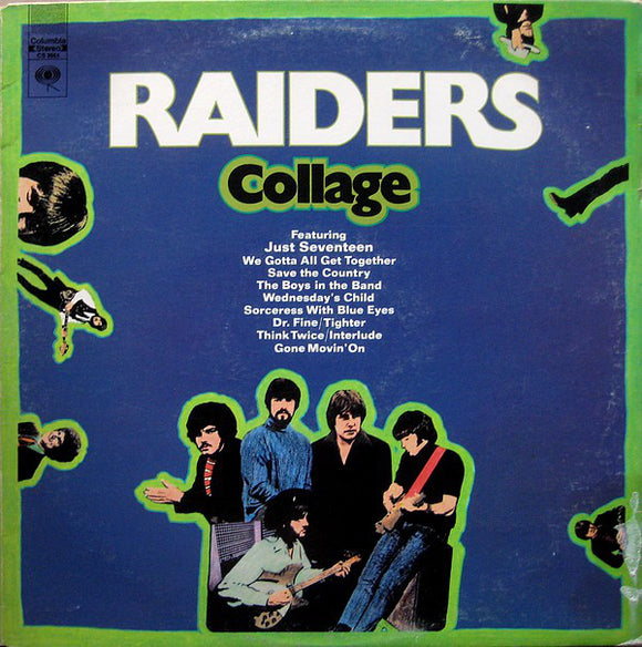 Raiders - Collage