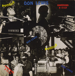 Don Lewis - The Don Lewis Experience