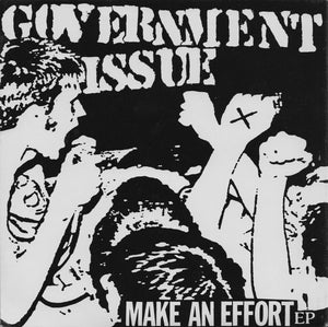 Government Issue - Make An Effort EP