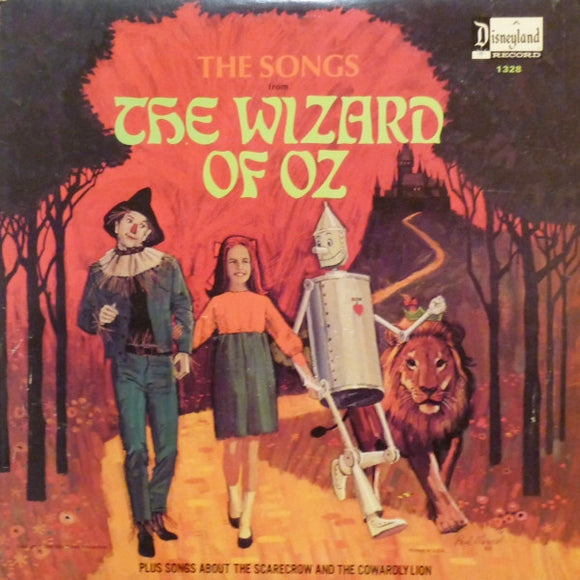 Unknown Artist - The Songs From The Wizard Of Oz