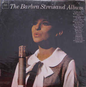 Barbra Streisand - The Barbra Streisand Album