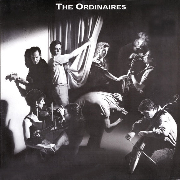 The Ordinaires - The Ordinaires