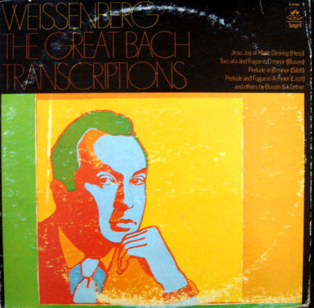 Alexis Weissenberg - The Great Bach Transcriptions