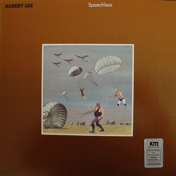 Albert Lee - Speechless