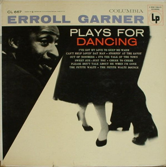 Erroll Garner - Plays For Dancing