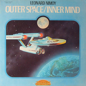 Leonard Nimoy - Outer Space/ Inner Mind