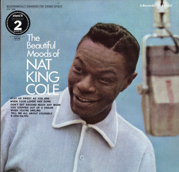 Nat King Cole - The Beautiful Moods Of Nat King Cole