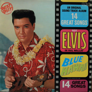 Elvis Presley - Blue Hawaii
