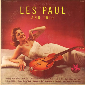 Les Paul - Les Paul And Trio