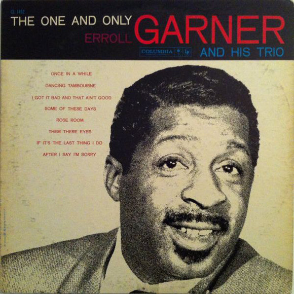 Erroll Garner Trio - The One And Only Erroll Garner