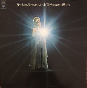 Barbra Streisand - A Christmas Album