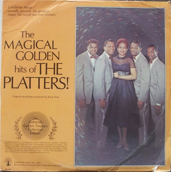 The Platters - The Magical Golden Hits