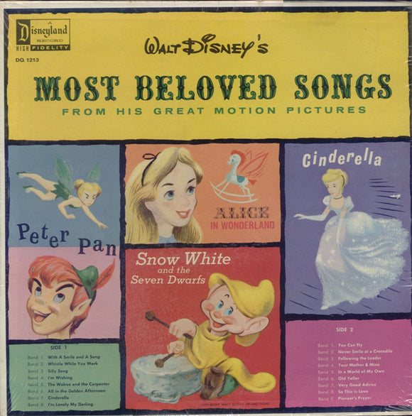 Various - Most Beloved Songs