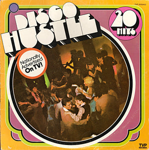 Various - Disco Hustle - 20 Hits
