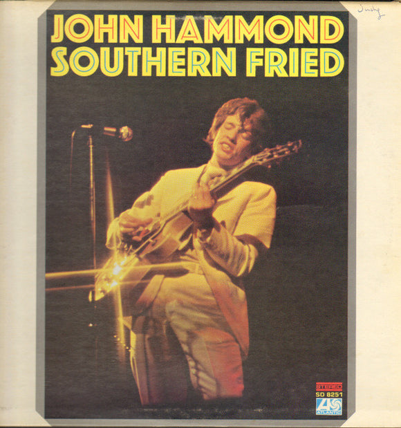 John Paul Hammond - Southern Fried