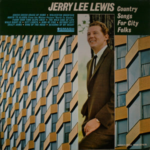Jerry Lee Lewis - Country Songs For City Folks