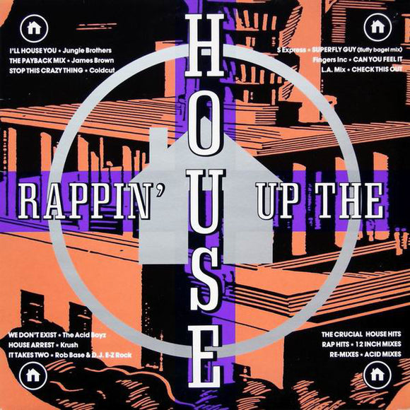 Various - Rappin' Up The House