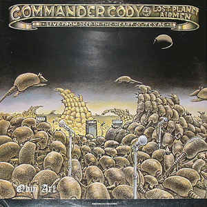 Commander Cody - Live From Deep In The Heart Of Texas