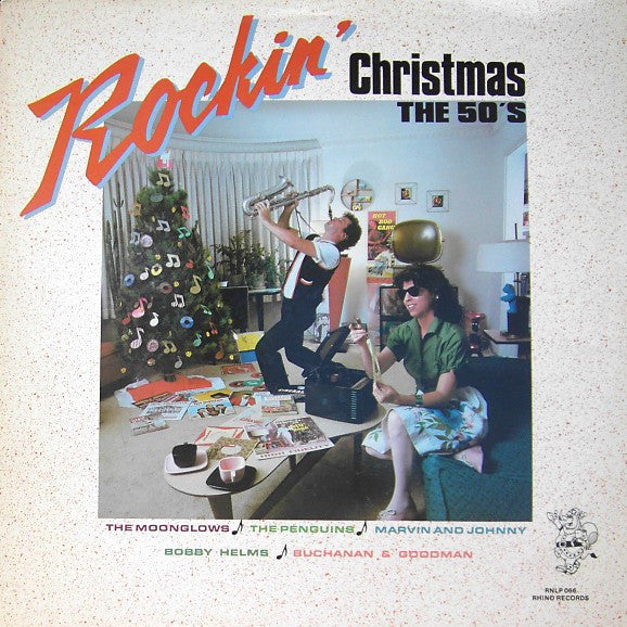 Various - Rockin' Christmas The 50's