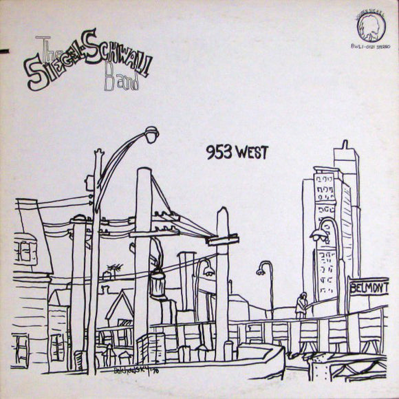 The Siegel-Schwall Band - 953 West