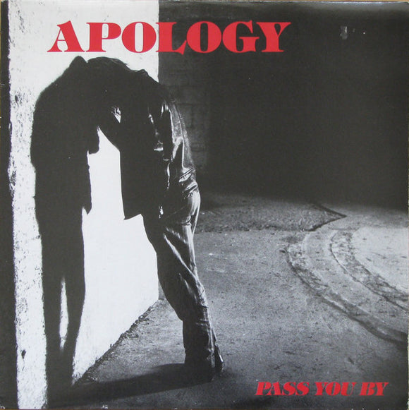 Apology - Pass You By