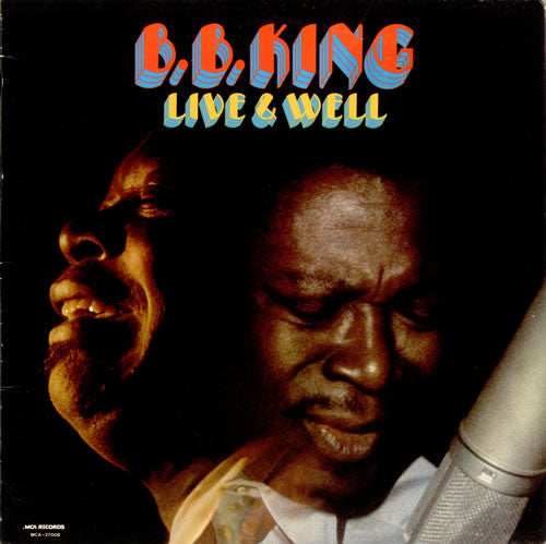 B.B. King - Live and Well