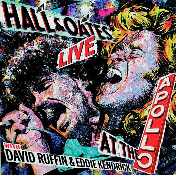 Daryl Hall & John Oates - Live At The Apollo