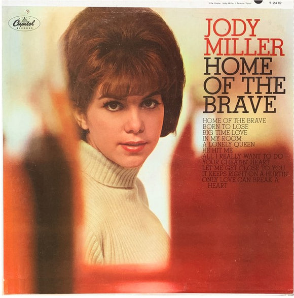 Jody Miller - Home Of The Brave