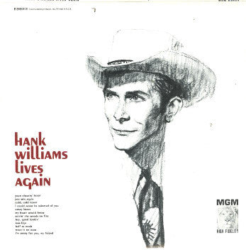Hank Williams - Lives Again