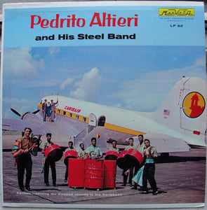 Pedrito Altieri - Pedrito Altieri And His Steel Band