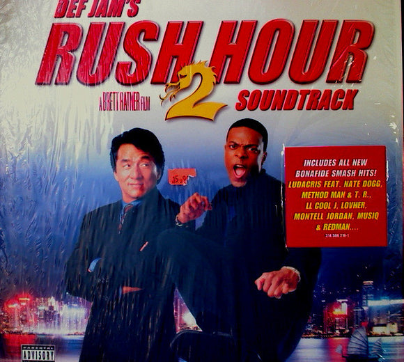 Various - Def Jam's Rush Hour 2 Soundtrack