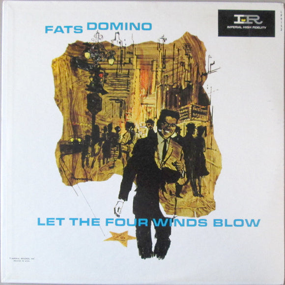 Fats Domino - Let The Four Winds Blow