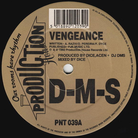 DMS - Vengeance / Love Overdose (Remix)