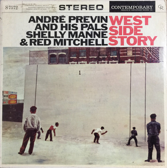 André Previn - West Side Story