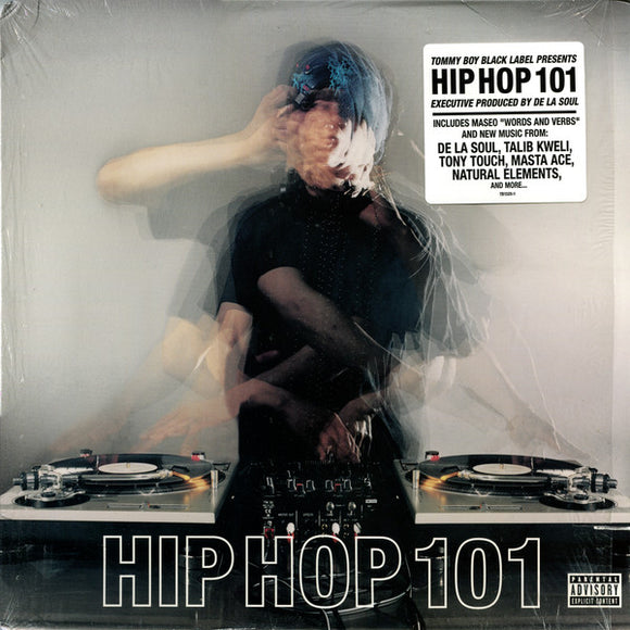 Various - Black Label: Hip Hop 101