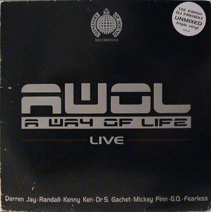 Various - AWOL: A Way Of Life - Live