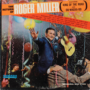 Roger Miller - The Return Of Roger Miller